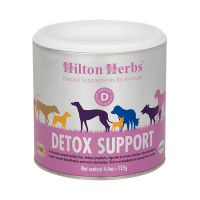 Hilton Herbs Detox Support