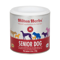 Hilton Herbs Senior Dog 125 g